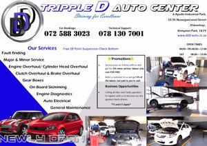 Picture of Tripple D Auto Center