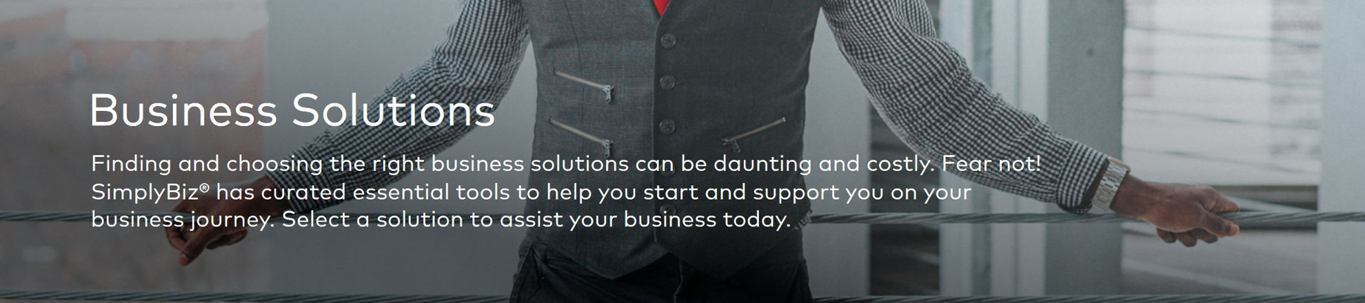 business solutions cta